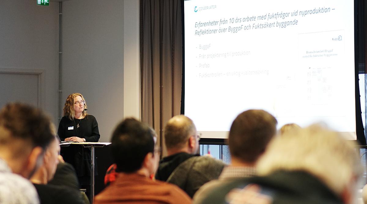 FuktCentrums informationsdag i Lund
